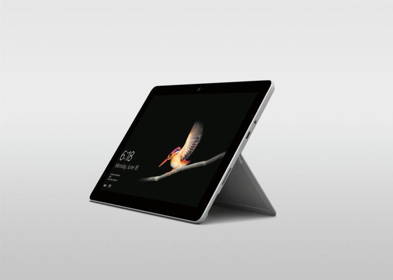 Анонсированная сегодня новинка — Surface Go —...