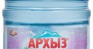 Питьевая бутилированная вода с доставкой