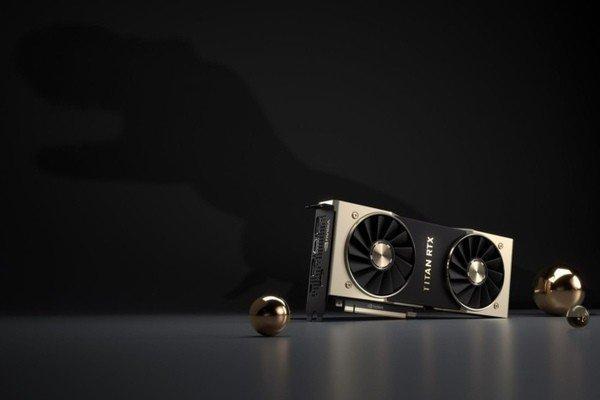 Nvidia выпускает T-Rex, «монстра» машинного обучения и создания контента
