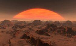 Были ли дожди на Марсе похожи на земные?