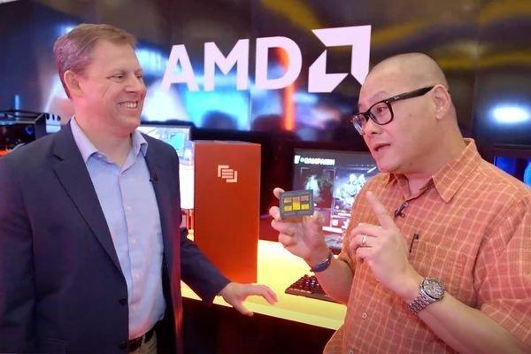 CES: AMD анонсирует Threadripper с 64 ядрами