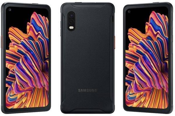 Samsung выпускает влагонепроницаемый смартфон со сменным аккумулятором и терминалом продаж