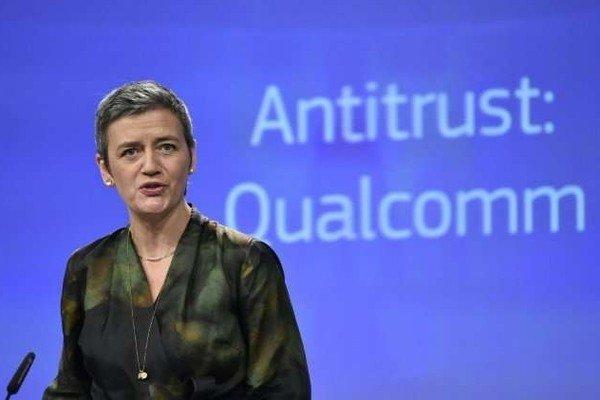 ЕС расследует поведение Qualcomm на рынке микросхем радиочастотного тракта