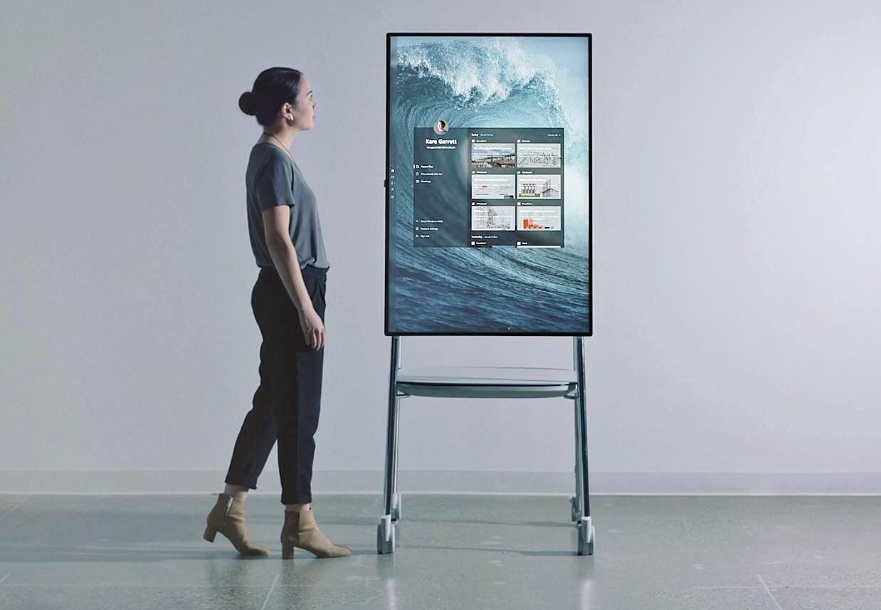 Microsoft не уверена, что когда-нибудь выпустит Surface Hub 2X