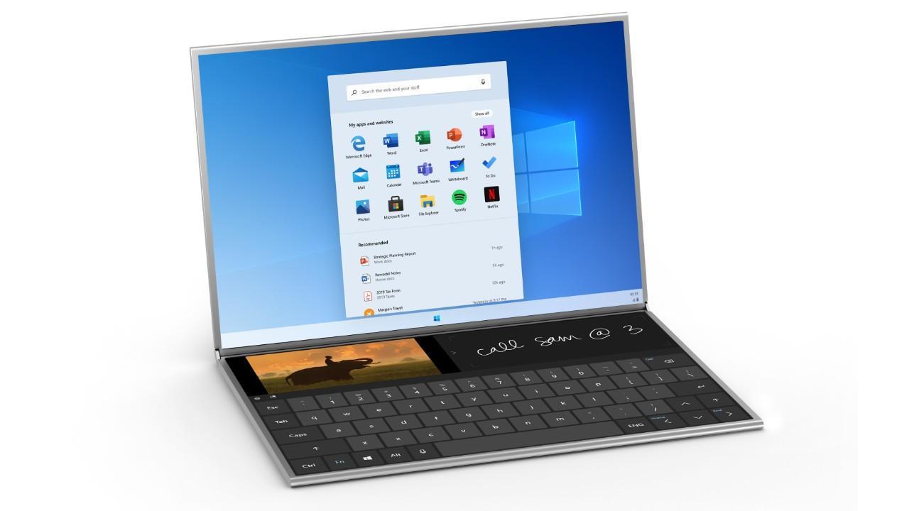 Microsoft рассказала о разработке приложений для Windows 10X и Surface Duo
