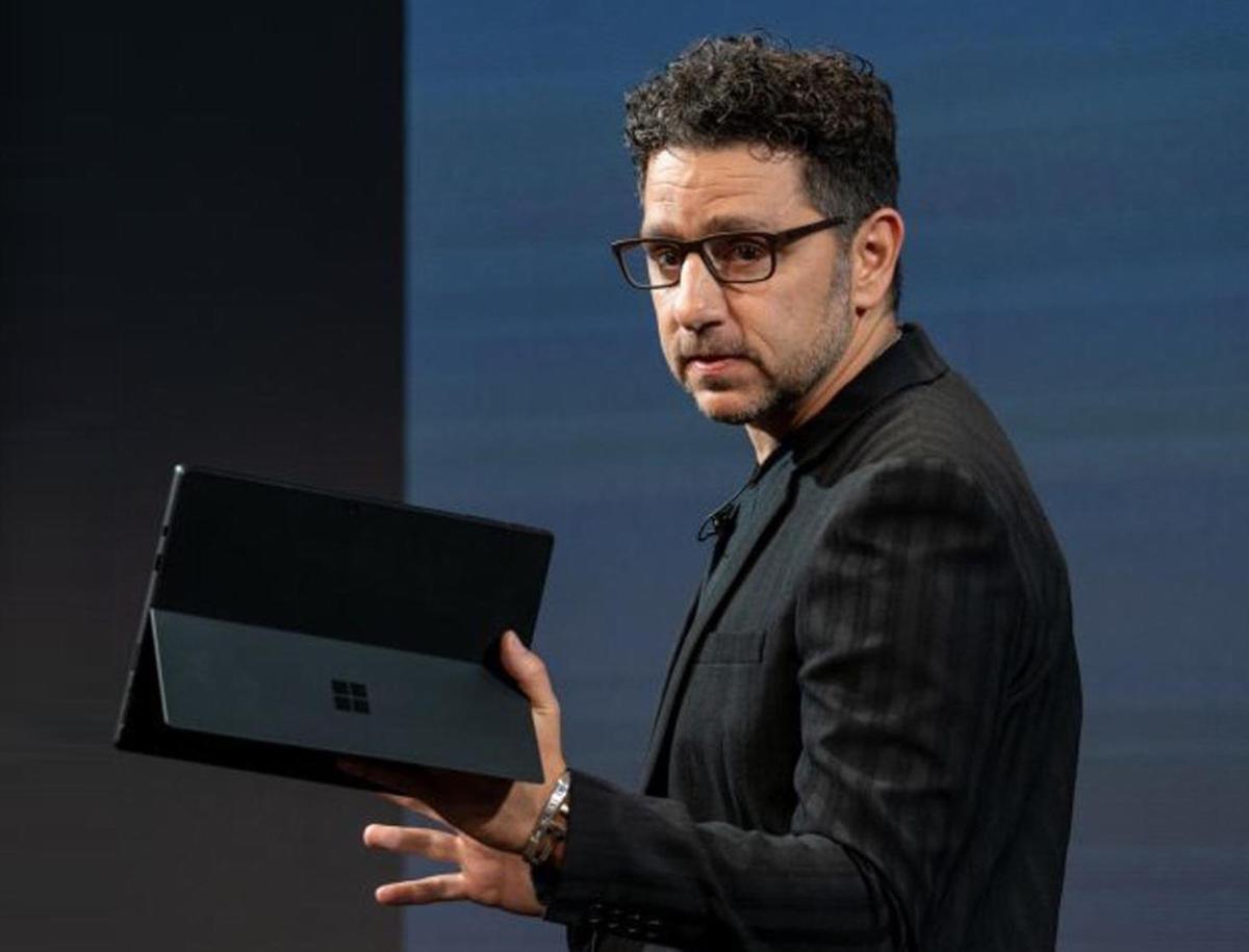 Реорганизация в Microsoft: Пэнос Панай возглавит подразделение Windows + Devices