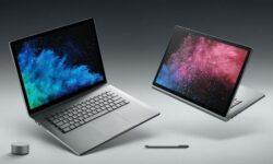 Слух: Microsoft готовит к выпуску Surface Book 3 и Surface Go 2